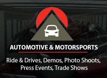 Press Events, Trade Shows