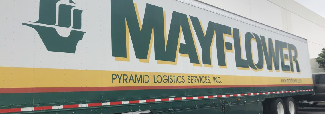 pyramid logistics - what would happen if trucking stopped