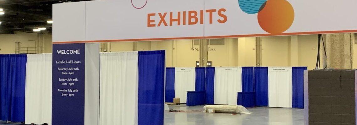 trade show industry exhibit