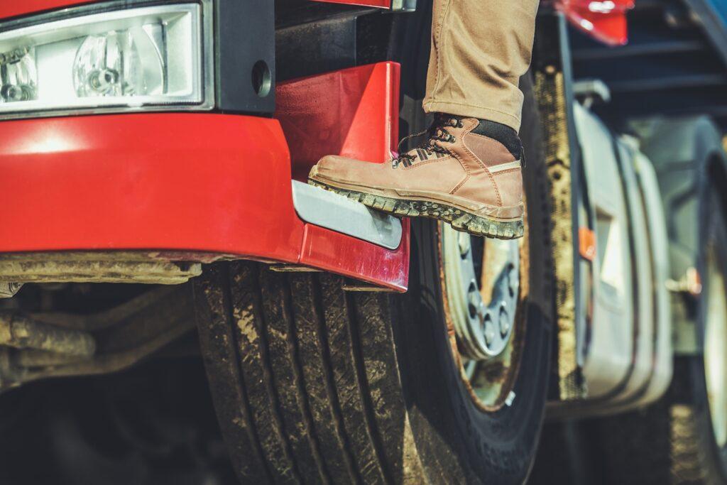 trucking trucker